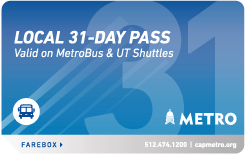 Metroworks Local-31 Day Pass