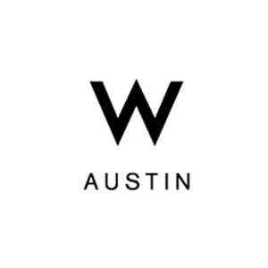 W Austin logo