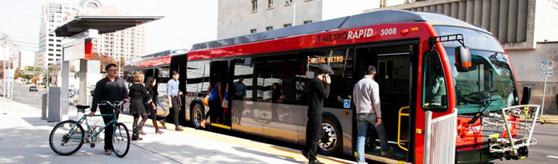 Metrorapid Capital Metro Austin Public Transit