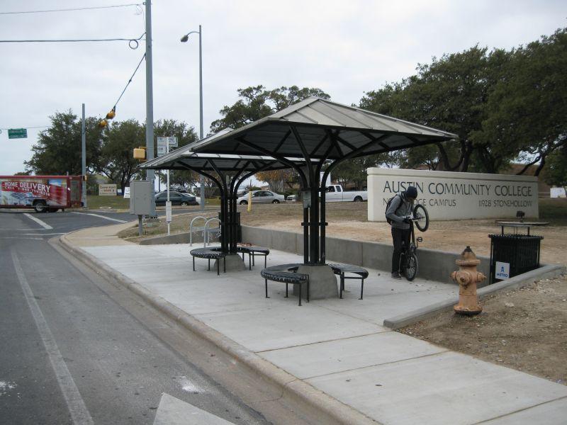 Stop Information Capital Metro Austin Public Transit