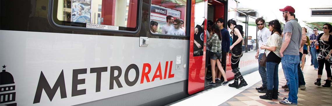 MetroRail Heroine