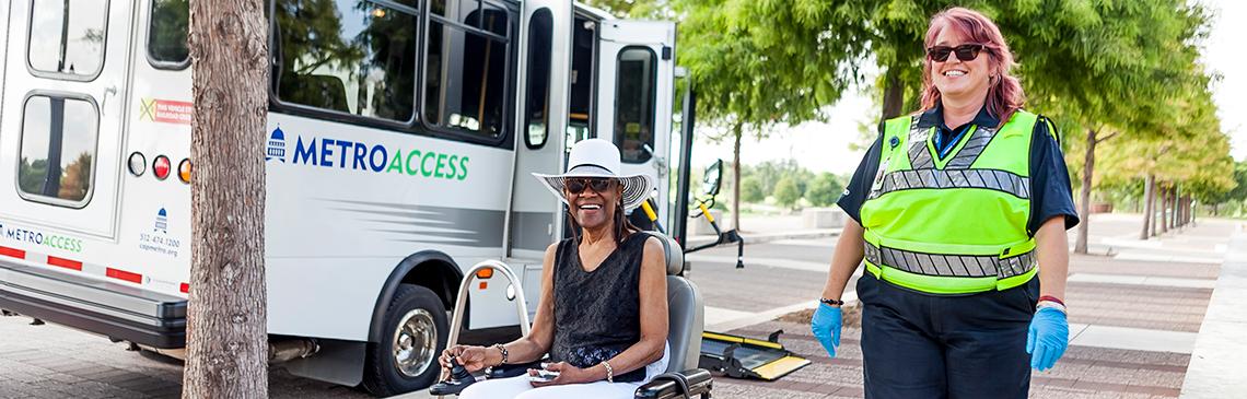 MetroAccess - Capital Metro - Austin Public Transit