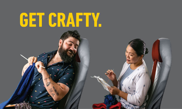 Get crafty - video